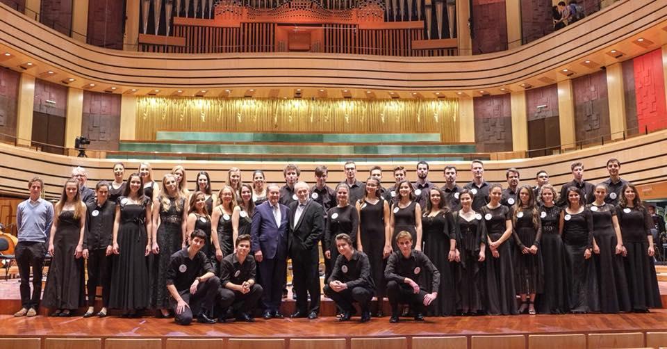 Az Amsterdami Concertgebouw Zenekar és mi!